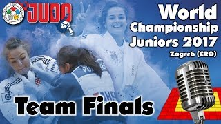 World Judo Championship Juniors 2017: Teams - Final Block