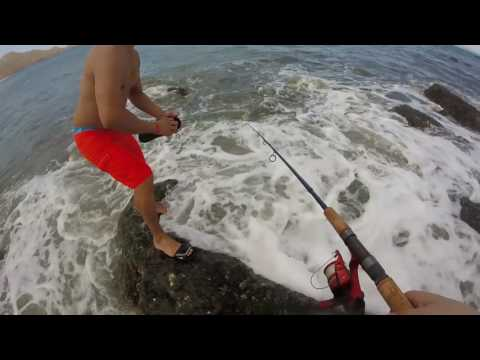 Costa Rica Series Ep. 2: Fishing The Surf