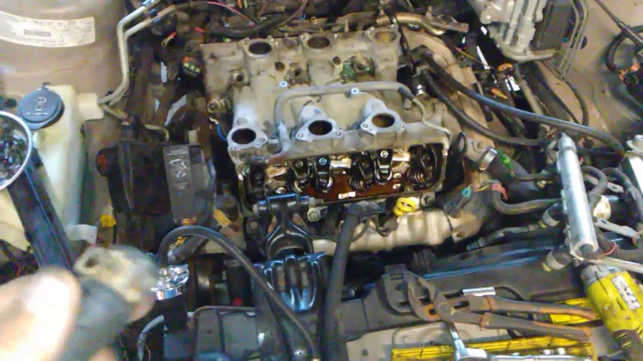 small resolution of gm 3100 v6 coolant bypass hose youtube rh youtube com buick 3100 v6 engine wiring diagram 3 1 liter v6 engine