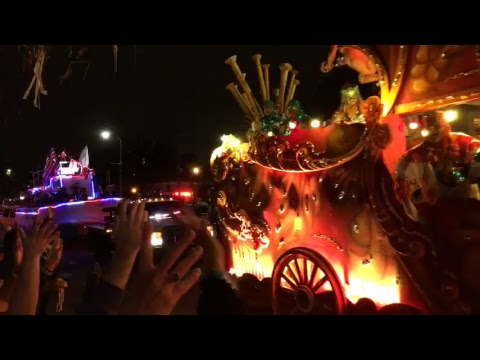 ParadeCam 2018: Krewes of Proteus and Orpheus