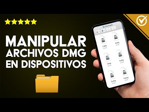 Cómo Abrir, Instalar o Extraer Archivos DMG en Mac, Windows o Android paso a paso