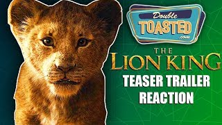 THE LION KING 2019 - My LEAST anticipated Disney remake