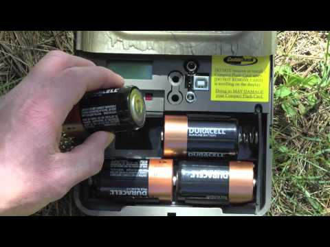 Wildlands School - Cuddeback Trail Cameras - The Camera