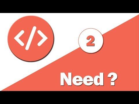 2 - ( HTML Tutorial ) What I Need To Learn ? --- ماذا احتاج كى قبل تعلم اللغة