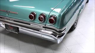 1965 Chevrolet Impala SS Convertible For Sale!