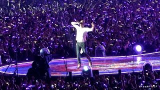 Coldplay - Viva La Vida + Adventure Of A Lifetime @ 2017 Live In Seoul, Korea