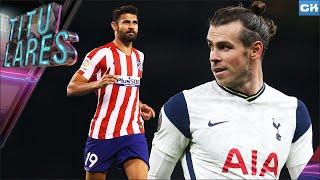 Bale ¡LESIONADO! | Diego COSTA, FUERA del ATLETI | Confirma PSG: TUCHEL ya no es el DT