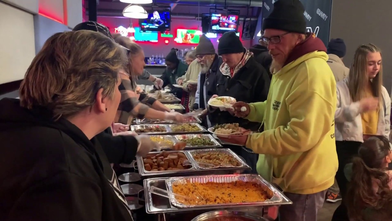 Operation Address The Homeless Thanksgiving 2019