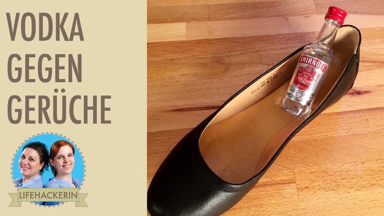 Nie Wieder Muffelnde Schuhe Tricks Gegen Stinkende Schuhe Youtube