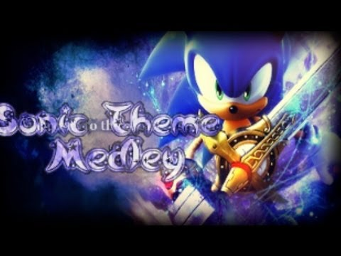 Sonic Themes Medley Part 2 /Female Lullaby Cover/ (6 songs included)