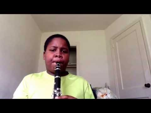 Seven nation army (clarinet)