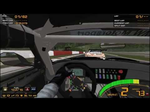 GTR2 BMW Z4 GT3 Spa  Hot lap (and build up) |