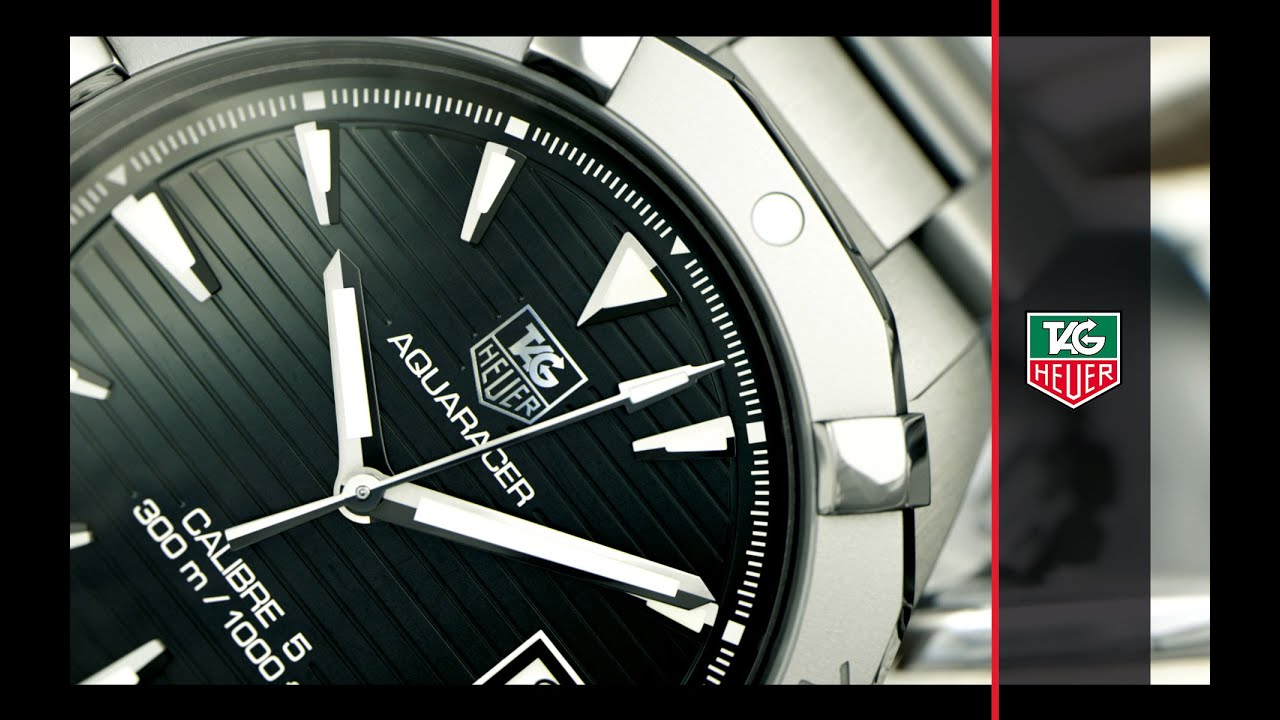 This Tag: Aquaracer 300m Calibre 5 Automatic Watch - YouTube
