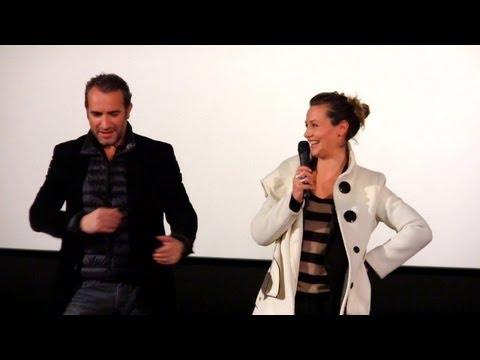 """Jean Dujardin - Cécile de France """"Möbius""""Toulouse Gaumont Wilson"""