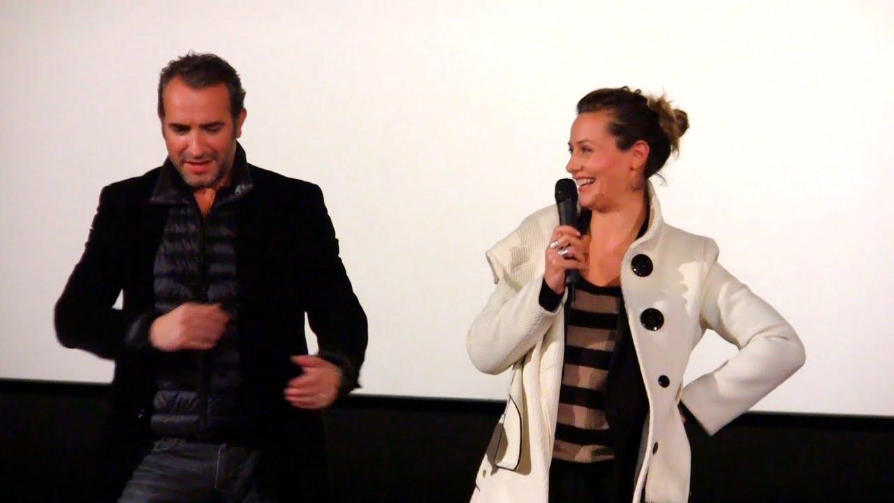 Jean dujardin c cile de france m bius toulouse gaumont for Dujardin france