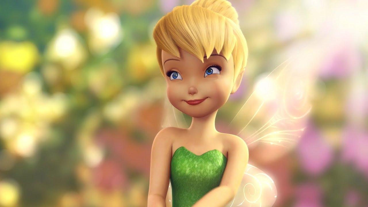 Tinker Bell Novo Desenho Em Portugues Disney Tinkerbell Filme