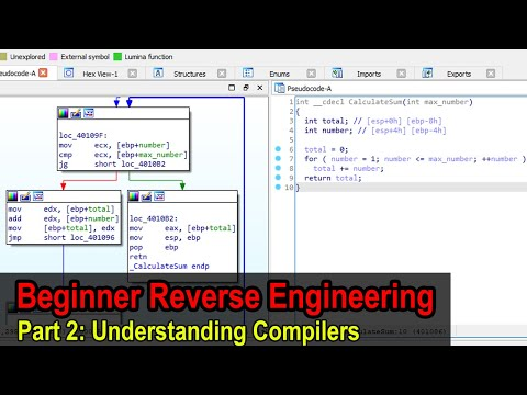 Beginner Reverse Engineering | Part 2: Compiling and Decompiling (Ghidra + IDA)