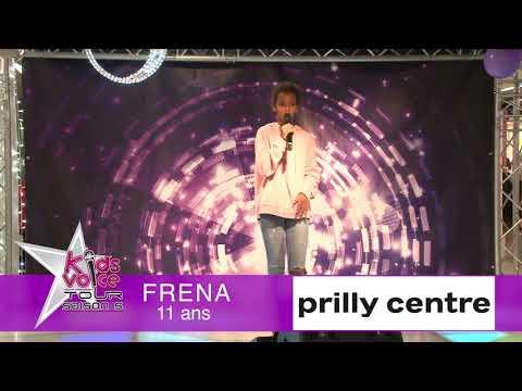 Frena  -Jaloux - Dadju -  Kids Voice Tour 2018 - Prilly Cntre , Prilly
