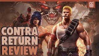Contra Return Review - Nostalgia yang Modern