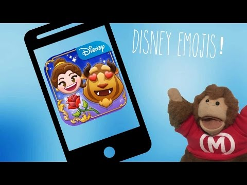 Disney Emoji Blitz with Beauty and the Beast App Review   Disney Plush Doll Giveaway!
