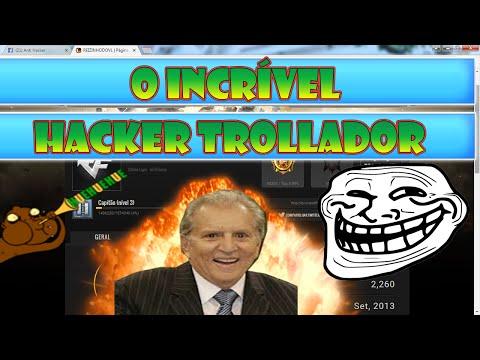 O Incrível Hacker Trollador - CrossFire
