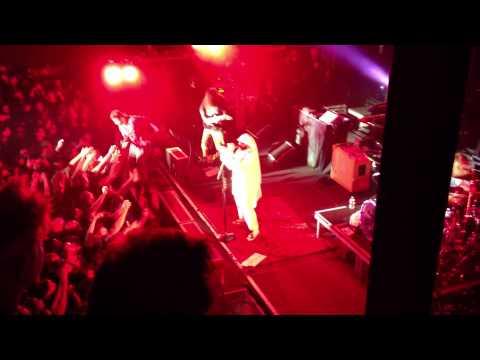 Deftones 10-26-12 Rams Head Live (Baltimore, MD) Vid 4