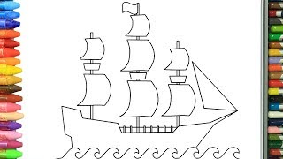 Yelkenli Gemi Nasıl Yapılır