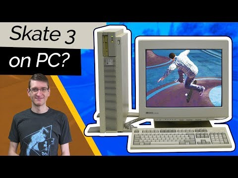 Skate 3 on PC?? RPCS3 Gameplay!