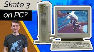 Skate 3 on PC?? RPCS3 Gameplay!