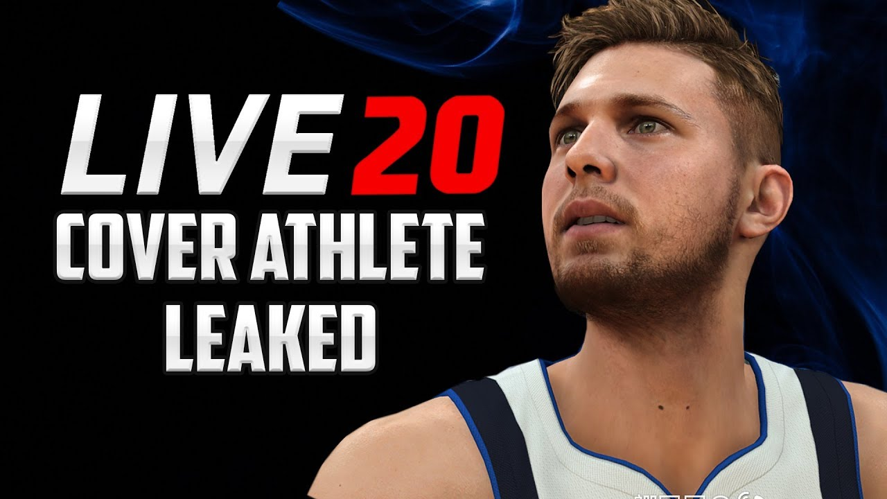 Nba Live 20 News The Official Cover Athlete Leaked Must Watch