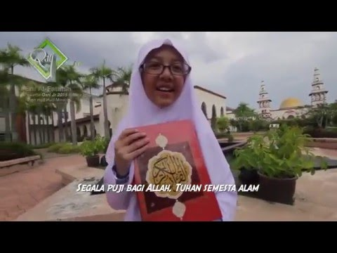 Lagu Anak Arti AlFatihah