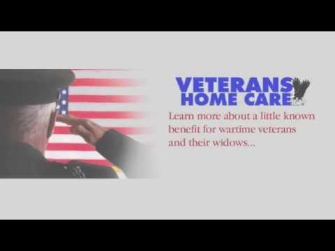 Veterans Pension Benefits Home Care 1-877-221-7977