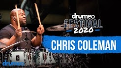 Chris Coleman Performance - Drumeo Festival 2020