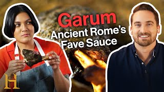 Sohla Makes Garum, the Ketchup of Ancient Rome (with Max Miller!)  Ancient Recipes With Sohla