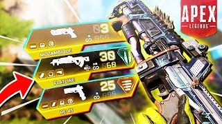 How to FIND Legendary Guns More Consistently in Apex Legends! - PS4 Apex Legends!