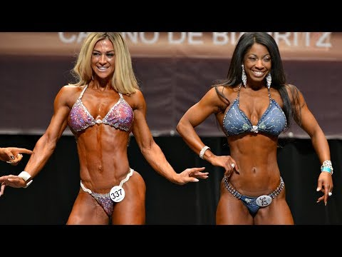 Wellness Fitness up to 163cm - IFBB World Fitness Championships 2017