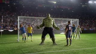 BEST COMMERCIAL EVER!! Nike Football - Winner Stays ft Ronaldo, Neymar, Hulk, Rooney, Iniesta etc thumbnail