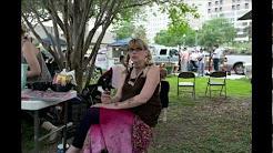 First Friday ArtWalk - Downtown Corpus Christi, Texas - April 6, 2012