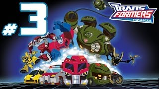 Transformers Animated - PART 3 - Cruisin