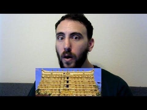 Top 10 Richest Indian Temples REACTION