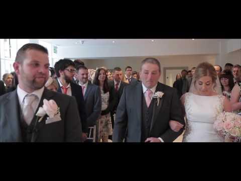 Ema & Rhys - Tyn Dwr Hall Same Day Edit Wedding Film