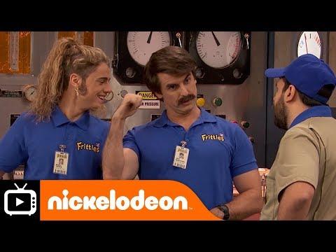 Henry Danger | Frittle Factory | Nickelodeon UK