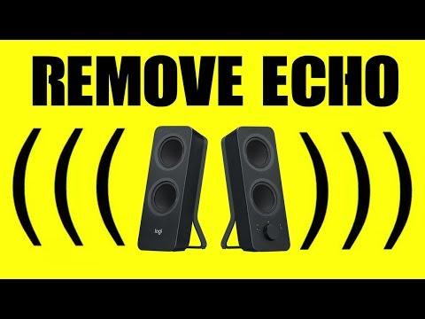 How To Fix PC Computer Speaker ECHO **FiX**