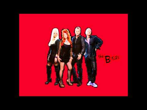 The B52´s - Party out of bounds - Private Idaho