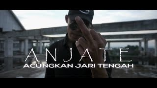 ACUNGKAN JARI TENGAH -azmy valevi (official video) hip-hop indonesia