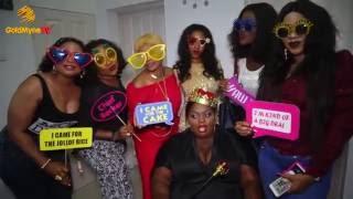 iyabo ojo denrele sotayo and others attend eniola badmus birthday party