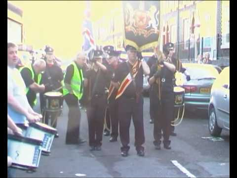 01/05/09 - Star of Toxteth Band Parade - Part 2