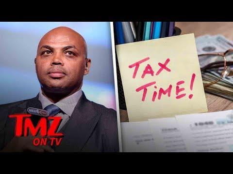 Charles Barkley Thanks Republicans For Making Him Richer! | TMZ TV