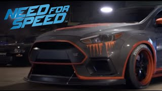 NEED FOR SPEED: Ford Focus RS 2015 GYMKHANA Build