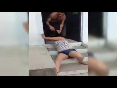 Video: Hombre maltrata y golpea a mujer | Azteca Chiapas